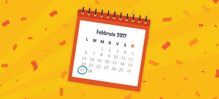 Copertina del post PIN DAY: 27 febbraio!