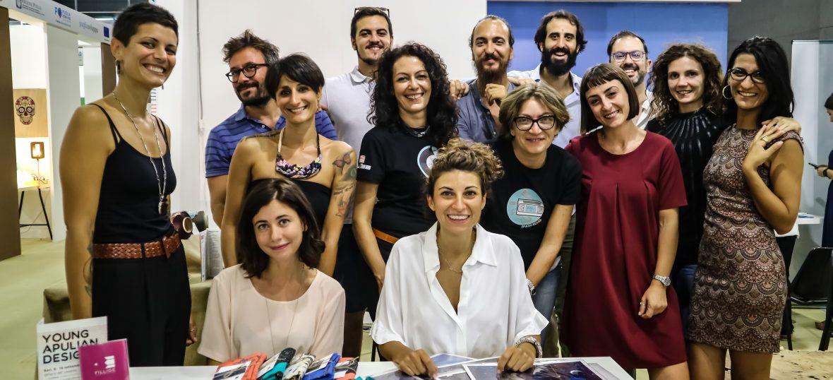 Copertina del post Young Apulian Design: video e foto dell'esperienza in Fiera del Levan