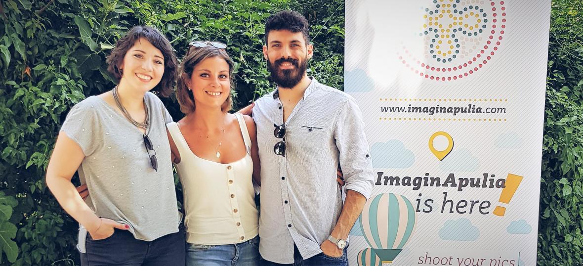 Copertina del post In visita da… ImaginApulia: visual storytelling per il turismo in Pug