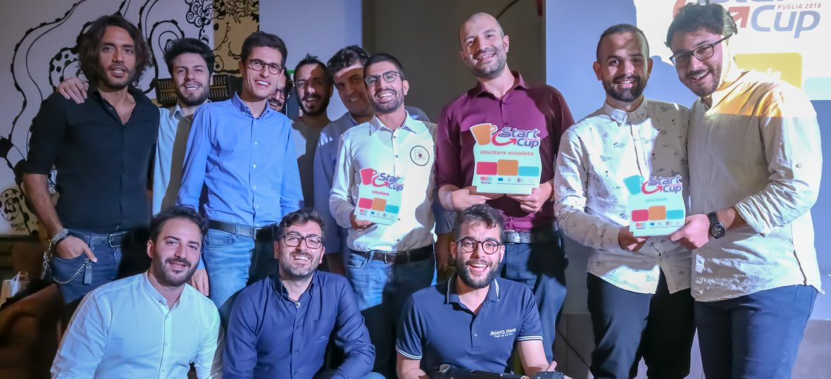I gruppi premiati