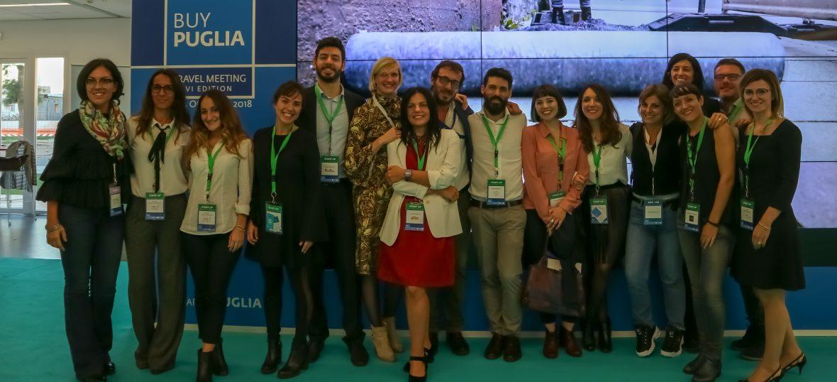 Copertina del post PIN@BuyPuglia2018: il videoracconto della due giorni dedicata al turismo