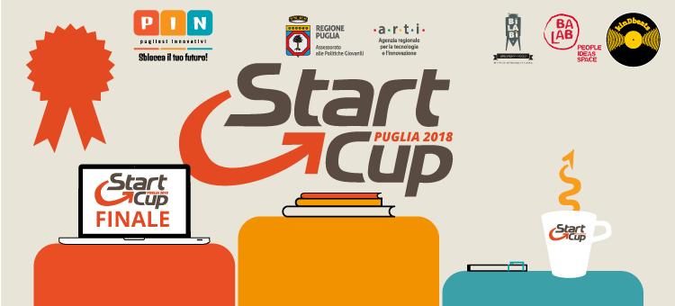 Copertina del post Finale Start Cup Puglia 2018: save the date!