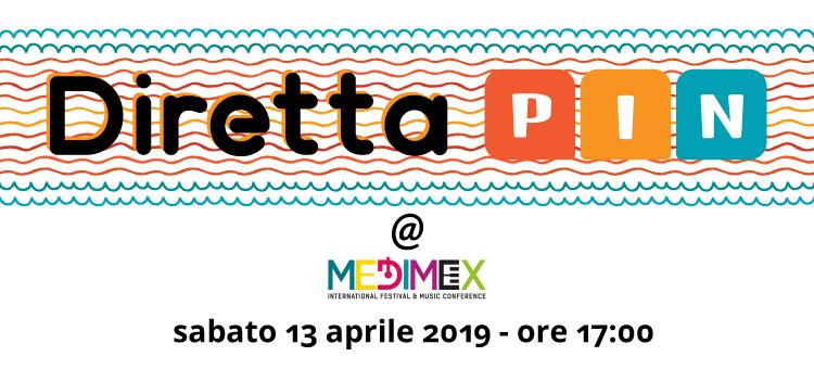 Copertina del post DIRETTA PIN @ Medimex Spring Edition Foggia
