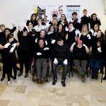 Foto del gruppo Con le mani bianche