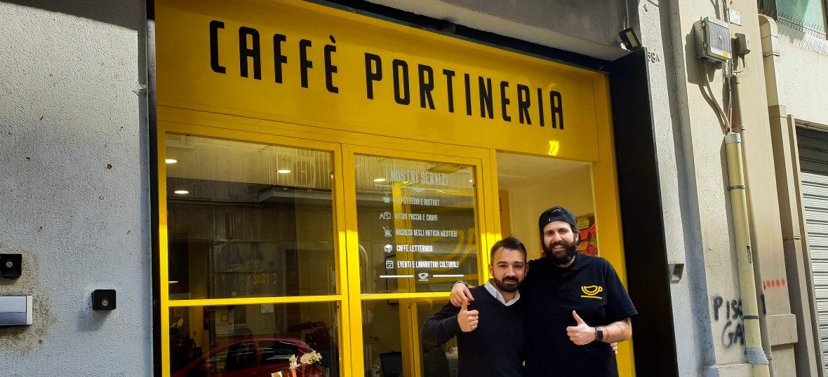 Copertina del post In visita da… Caffè Portineria: il bistrot con portierato di quartier