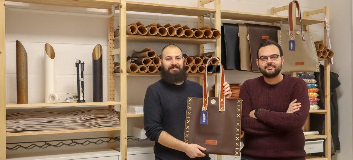 Copertina del post In visita da… Neosartoria: il brand che diffonde l'arte sartori
