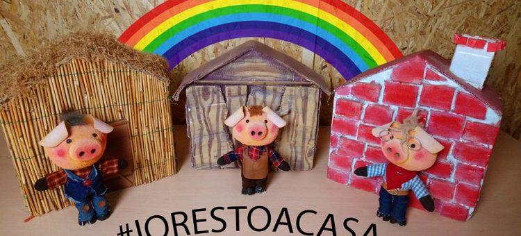 Copertina del post I Fattapposta non si fermano: teatro di figura e tutorial online