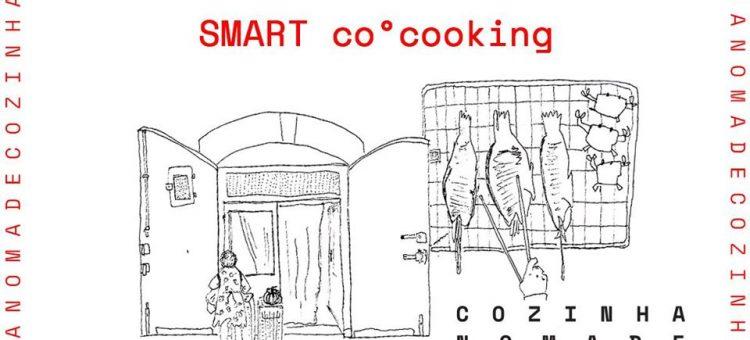 Copertina del post Smart co.cooking: lezioni di cucina in videoconferenza con Cozinha Nomade