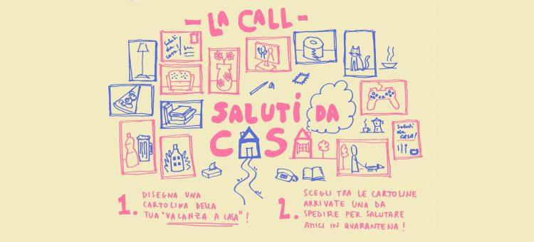 Copertina del post Saluti da casa: disegna la tua cartolina, ZicZic la stampa e la spedice!