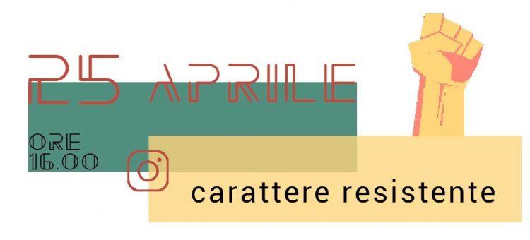Copertina del post Carattere resistente: il 25 aprile con Fa.C.I.M.U