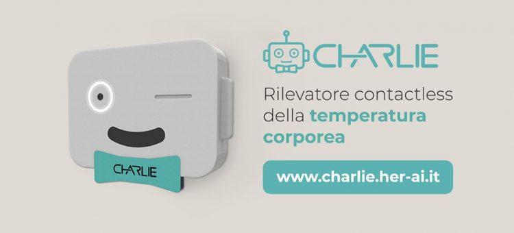 Copertina del post Arriva Charlie: il rilevatore contactless della temperatura corporea di HER