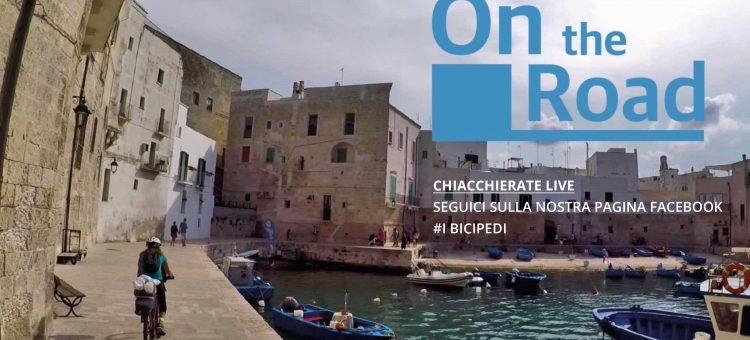 Copertina del post On The Road: un programma di chiacchiere live by IBicipedi