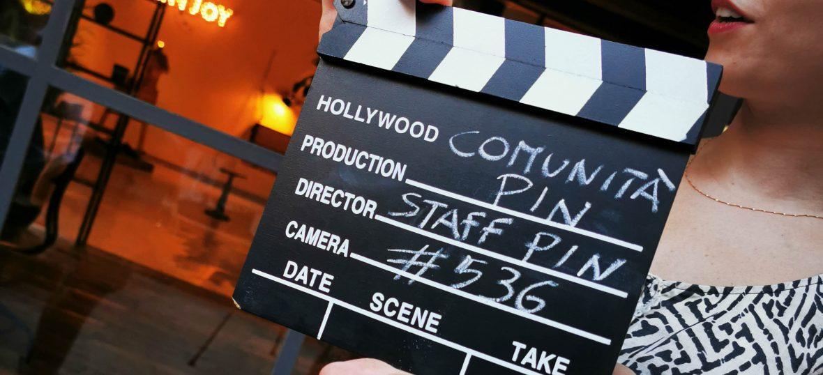 Copertina del post PIN vs Covid: ripartono le riprese del primo video della Comunità PIN!