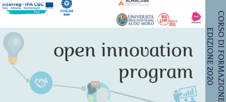 Copertina del post Open Innovation Program: design thinking e nuove collaborazioni