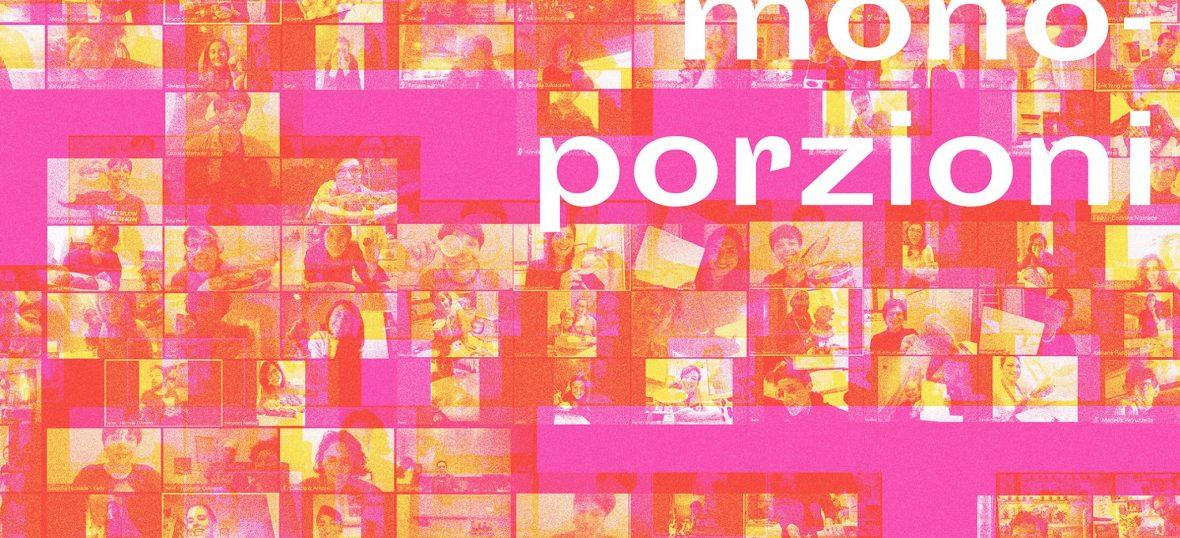 """Copertina del post Monoporzioni: un libro """"in"""" cucina con Conzinha Nomade e ziczic"""