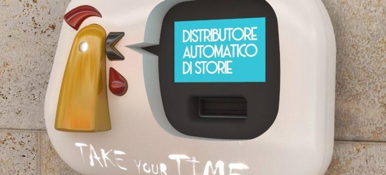 Copertina del post Take Your Time: call per scrittori