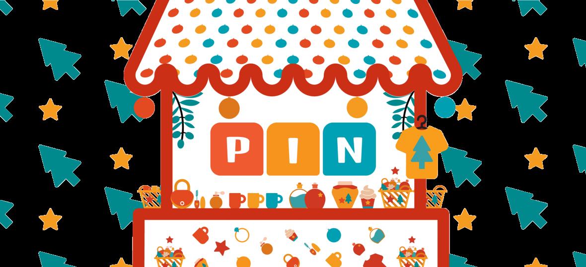 Copertina del post A Natale regala PIN: catalogo prodotti e offerte natalizie