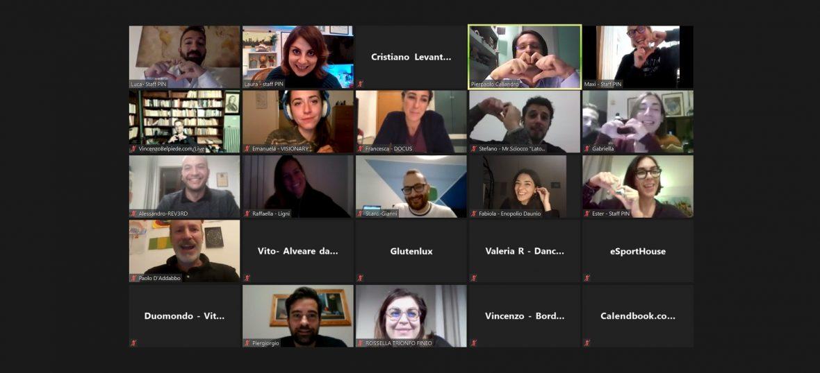 Copertina del post Nidi&Tecnonidi: facciamo il punto del #networking con PugliaSviluppo!