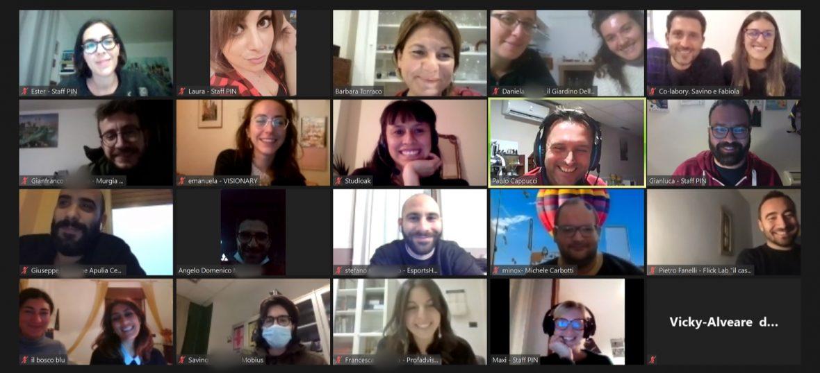 Copertina del post Visita in Azienda: Patto Consulting e la Comunità PIN al lavoro insieme!